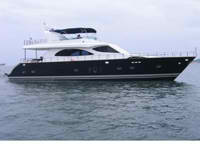 China Built 70 ft Motor Yacht